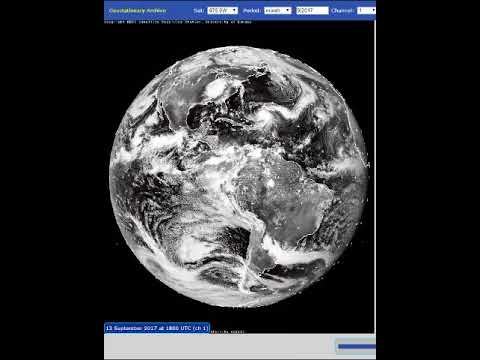 Geostationary Satellite Animation Viewer   DSRS