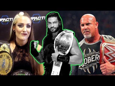 ROMAN SPEAKS ON ROID RING! GOLDBERG TO NJPW? Going in Raw Pro Wrestling News Podcast