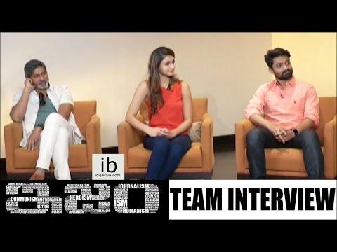 ISM team interview | Nandamuri Kalyanram | Jagapati Babu | Aditi Arya - idlebrain.com