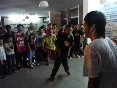 bigtoe crew VS Fire crew hai phong city2