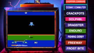 Activision Classics PSX GamePlay 30 Games