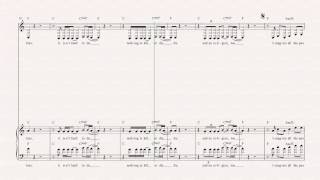 Soprano Sax - Imagine - John Lennon Sheet Music, Chords, & Vocals