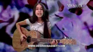 16 year-old Guitar Queen Desiree Bassett's original ...