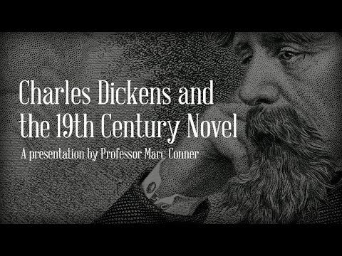 "Alumni College 2014: Marc Conner's ""Charles Dickens and the 19th-century British Novel"""