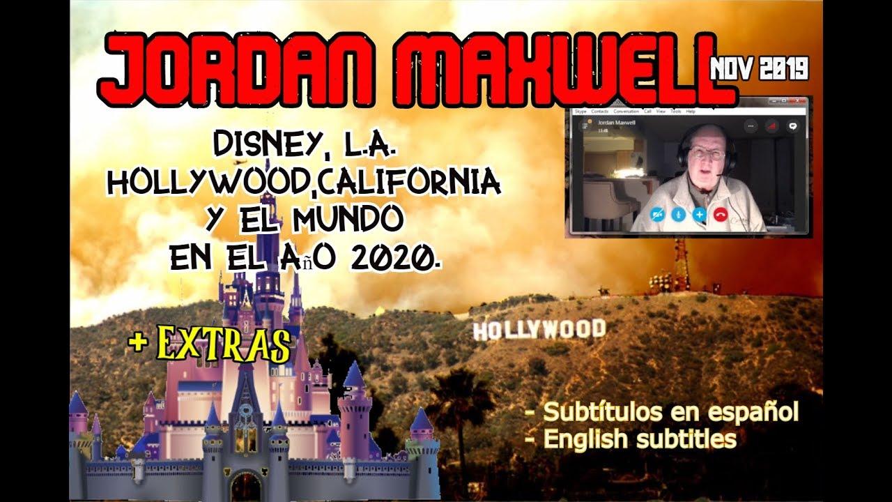 Jordan Maxwell - Noviembre 2019