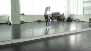 December by Olivia (Jason WIlliams Choreo)