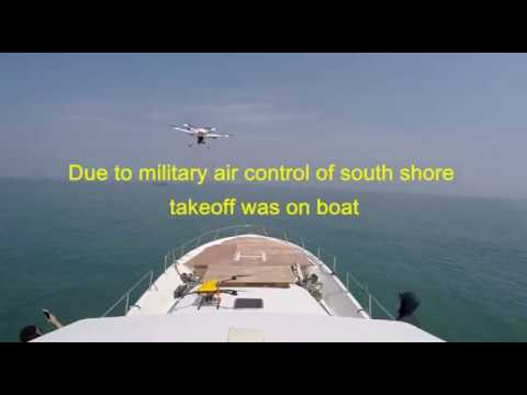 Do you believe a drone can fly 100km oversea