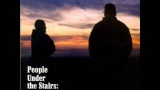 People Under the Stairs - Earth Travelers