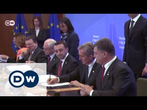 Niederlande: EU-Vertrag mit der Ukraine | DW Nachrichten