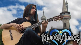Dearly Beloved - Kingdom Hearts Guitar Cover