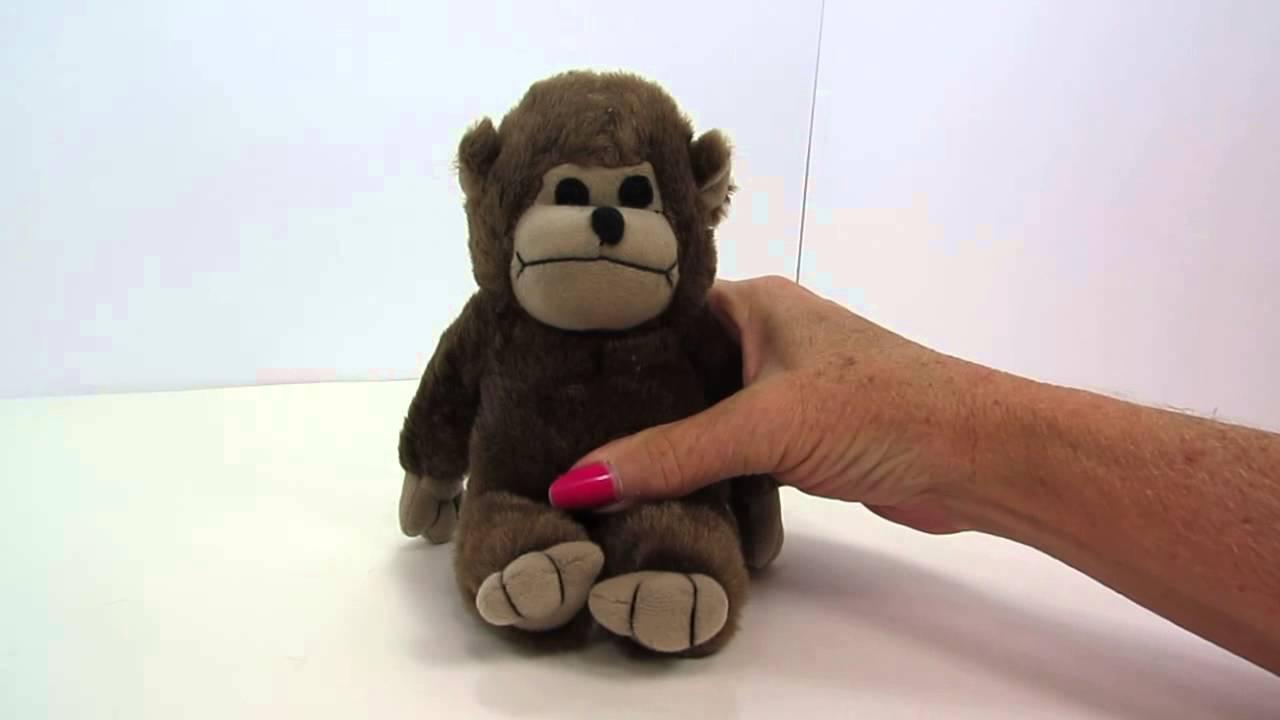 Multipet Look Who S Talking Monkey Dog Toy Youtube