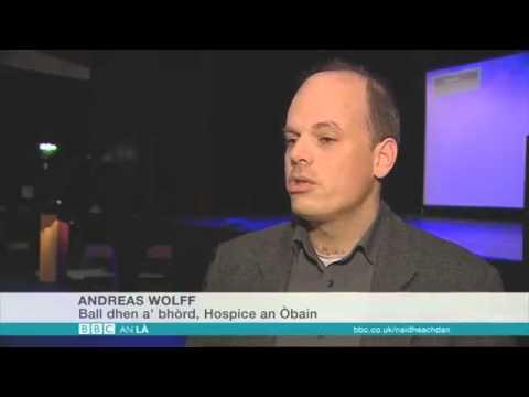 Oban Hospice on BBC ALBA
