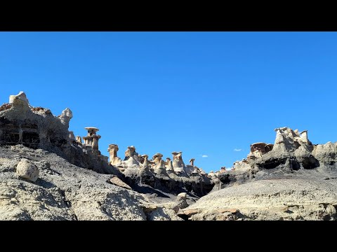 Alien Earth,  You've Never Seen This Before, Bisti/De-Na-Zin Wilderness, Dinosaur Land, New Mexico