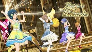 [Idol Master Million Live! Theater Days]Full Bloom Weekend✿(Game.ver)Original Member SSR