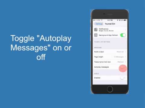 how to turn on autoplay on youtube iphone