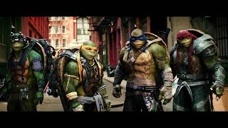 'Teenage Mutant Ninja Turtles: Out of the Shadows' (2016) Official Trailer HD Thumb