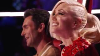 The Voice Outtakes Seasons 9 and 10 - Adam Levine Funniest Moments(Coach Adam Levine's funniest moments from The Voice season 9 and 10. Watch my first compilation of Adam Levine's funniest moments: ..., 2016-05-26T21:56:28.000Z)