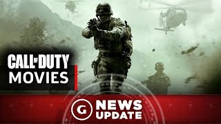 Call Of Duty Movies To Draw From Black Ops, Modern Warfare - GS News Update