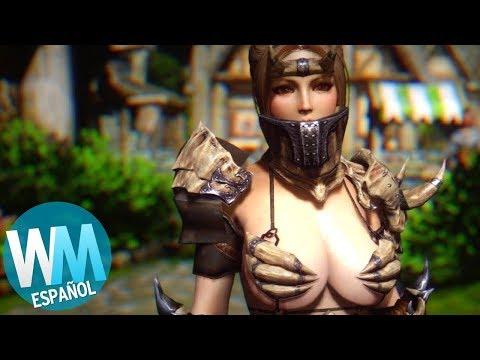 ¡OTRO Top 10 de Lógica de Videojuegos que NO TIENE SENTIDO!