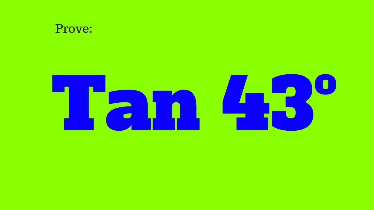 Tan43