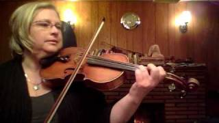 Gavotte from Mignon by Thomas, Suzuki violin book 2, Play-Through clip