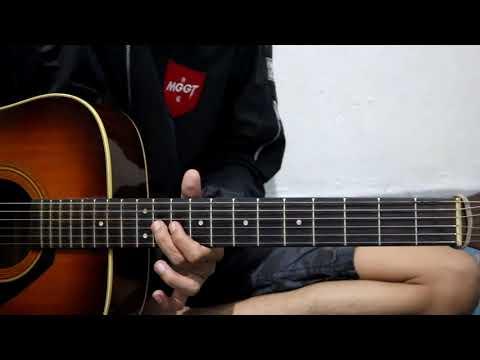 "Tutorial Gitar Rosemary ""Supergirl"" Versi Zulian Ramadhan"