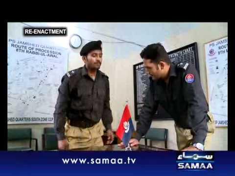 Khoji May 11, 2012 SAMAA TV 2/4