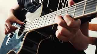 Сара-тян играет фламенко на гитаре | Sarah Chan Plays Flamenco on the Guitar