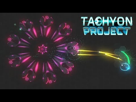 Tachyon Project // All Bosses