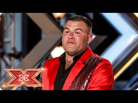 Jamesy bursts in on the Judges | Auditions Week 3 | The X Factor 2017