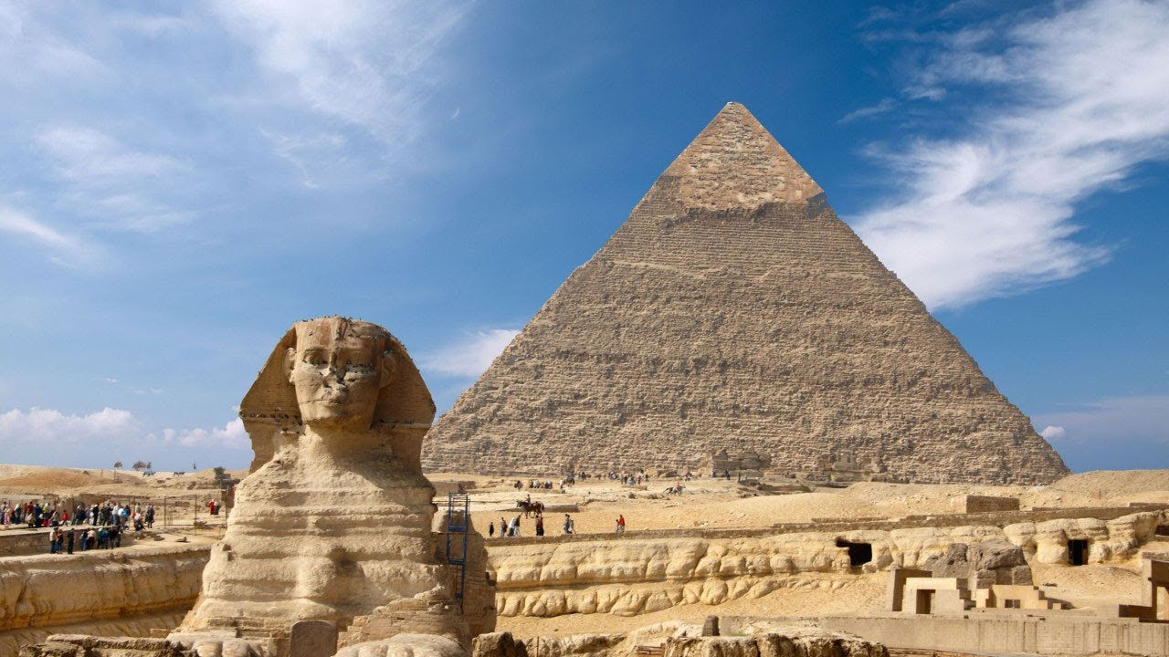 Viaggio in Egitto visita del Cairo e vacanza a Sharm El Sheikh video ...