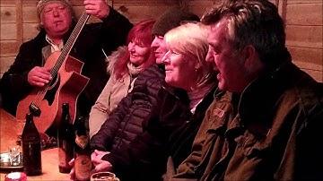 Beim Gartei Teil 20 LIVE FIVE @ nem-bei Glühweinstand, Reit im Winkl, 7.12.19 ®HKH © 3w.LosRein.de