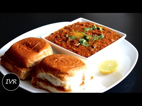 Recipes Indian Vegetarian Pav Bhaji Recipe Mumbai