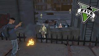 GTA V Editor De Mapas - Un Lugar Seguro En Un Apocalipsis Zombie - ElChurches