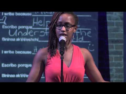 "Women of the World Poetry Slam Finals 2015 - FreeQuency ""Embracing Weakness"""