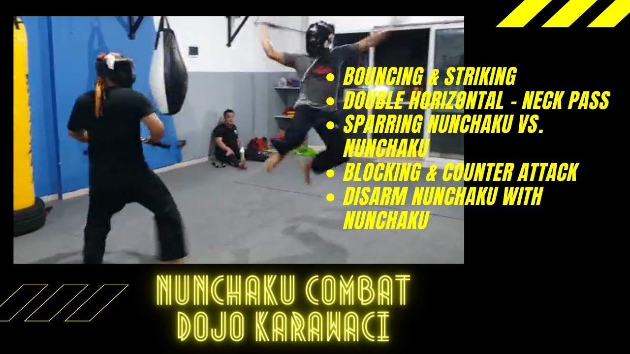 Nunchaku Combat Indonesia - Dojo Karawaci