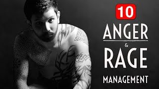 10 Powerful Anger Management Techniques: Help Dealing With Anger & Rage!