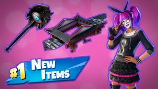 NEW Lace Skin & Items! Fortnite Live Stream!