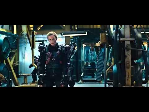 Edge of Tomorrow - Official Enhanced IMAX Trailer
