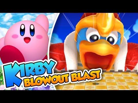 ¡No me comas Dedede! - #05 - Kirby Blowout Blast (N3DS) DSimphony