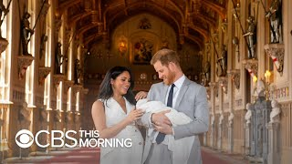 What makes Archie a different kind of royal baby?