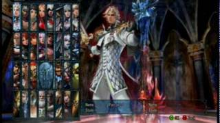 Soul Calibur 5 All Characters Including Unlockables and DLC
