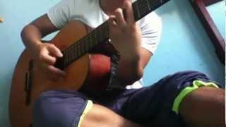 Thiên đường tìm đâu - MTV - Anh Tuấn - Guitar - Acountist - Cover by Mr Ken