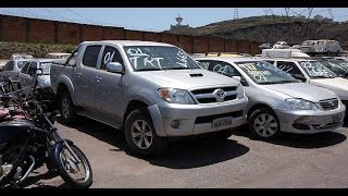 Carros Retomados de Financiamento sendo vendidos em Leilão veja os valores