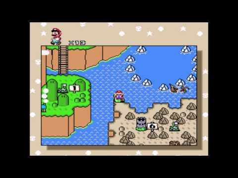 Super Mario World | Chocolate Island Pt2| All Game No Talk