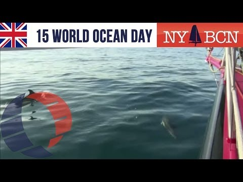 The World Oceans Day - New York to Barcelona Race 2014