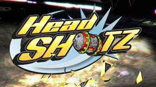 Silverlit Head Shotz battling toys