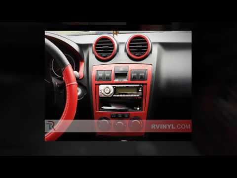 Rdash®  2003 - 2005 Hyundai Tiburon Dash Kits