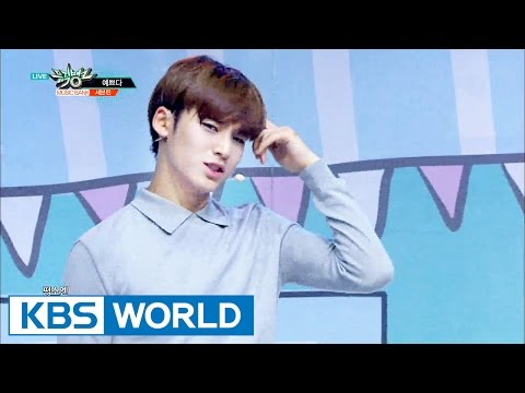 SEVENTEEN - Chuck / Pretty U | 세븐틴 - 엄지척 / 예쁘다 [Music Bank COMEBACK / 2016.04.29]