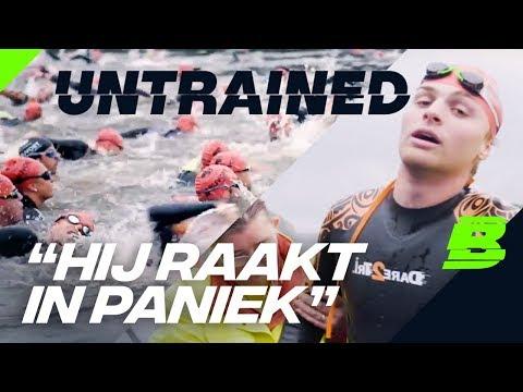 RIJK HOFMAN ZWEMT 1,5KM IN IJSKOUD WATER | UNTRAINED - CONCENTRATE BOLD